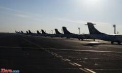 KLM anuleaza mai multe zboruri programate marti, din cauza vremii