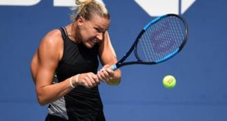Kaia Kanepi, reactie aroganta dupa victoria in fata Simonei Halep de la US Open