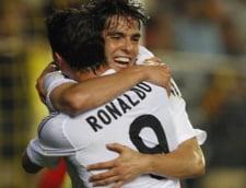 Kaka si Ronaldo aduc victoria pentru Real Madrid (Video)