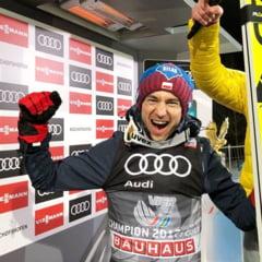 Kamil Stoch a intrat in istorie dupa ce a castigat toate etapele din cadrul Turneului celor 4 Trambuline