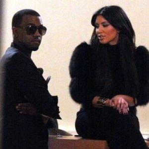 Kanye West, noul iubit al lui Kim Kardashian?