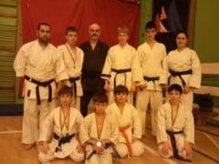 Karate / CN SKDUN: Bilant mare