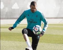 Karim Benzema primeste o oferta neasteptata