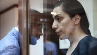 Karina Turcan, moldoveanca arestata pentru spionaj in Rusia, condamnata la 15 ani de inchisoare