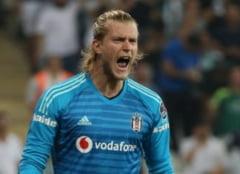 Karius, portarul imprumutat de Liverpool in Turcia, s-a facut din nou de ras cu doua faze demne de cascadorii rasului (Video)