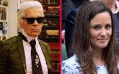Karl Lagerfeld, despre Pippa Middleton: Nu-mi place fata ei!