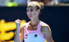 Karolina Pliskova, despre posibilitatea de a o intrece pe Simona Halep in clasamentul WTA
