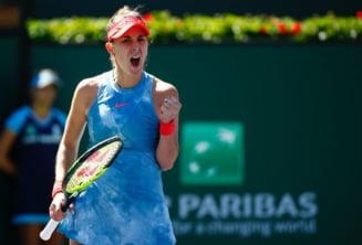 Karolina Pliskova, eliminata: Iata cum arata si cand vor avea loc semifinalele de la Indian Wells