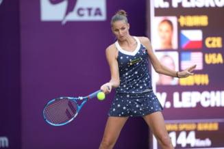Karolina Pliskova, umilita de o tenismena in varsta de 34 de ani