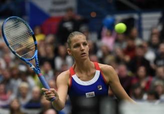 Karolina Pliskova da o lectie de fair-play dupa victoria Romaniei din Fed Cup