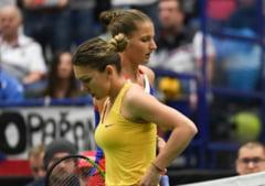 Karolina Pliskova face o declaratie plina de sinceritate dupa infrangerea suferita in fata Simonei Halep la Fed Cup