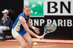 Karolina Pliskova triumfa la Roma si o depaseste pe Simona Halep in clasamentul WTA