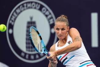 Karolina Pliskova triumfa la Zhengzhou si se apropie la doar 86 de puncte de locul 1 WTA