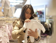Kate Middleton, la cumparaturi de haine de bebelusi (Galerie foto)