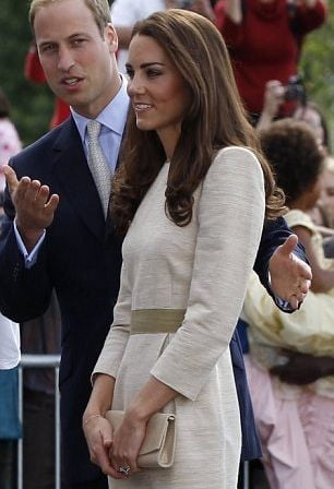 Kate Middleton, o printesa care stie sa comunice prin tinute