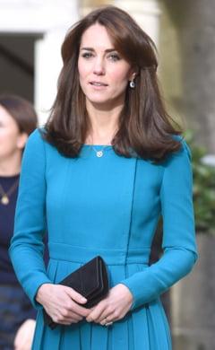 Kate Middleton, redactor-sef pentru o zi la Huffington Post