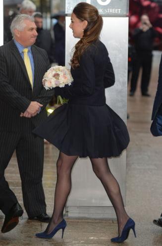 Kate Middleton, somata de regina sa poarte fuste mai lungi