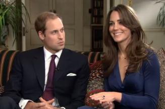 Kate Middleton a nascut o fetita - inca un bebelus in familia regala britanica