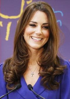 Kate Middleton e tot bolnava - printul si-a anulat participarea la un eveniment
