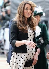 Kate Middleton va naste in acelasi spital ca si Lady Diana