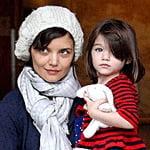 Katie Holmes da 25.000 de dolari lunar pe hainele fetitei sale