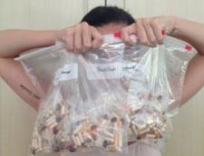 """Katy Perry, cu sacosa de medicamente """"Aici sunt vitaminele mele"""""""