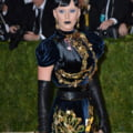Katy Perry si Orlando Bloom, cel mai ciudat accesoriu pe covorul rosu (Foto)