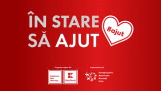 Kaufland Romania finanteaza cu 500.000 de euro proiecte care vin in ajutorul persoanelor vulnerabile
