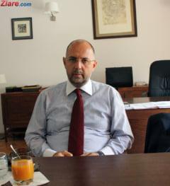 Kelemen Hunor: Eu cred ca cea mai buna varianta ar fi un guvern politic sau anticipate