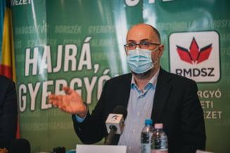 Kelemen Hunor: Fabian Gyula va avea majoritate in momentul in care se va vota Avocatul Poporului. Ce spune despre desfiintarea Sectiei Speciale