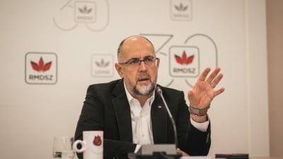 "Kelemen Hunor (UDMR): ""Avem doua-trei propuneri de premier"""