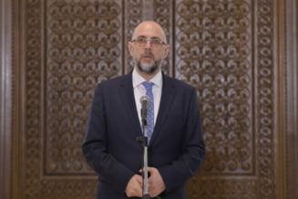 Kelemen Hunor: Ultimul Guvern de care am fost multumit este cel condus de Razvan Ungureanu