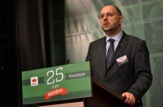 Kelemen Hunor, despre proiectul autonomiei Tinutului Secuiesc: E neconstitutional