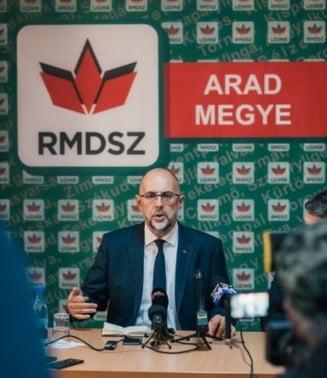 Kelemen Hunor le propune un pact candidatilor la alegerile prezidentiale: Fara atacuri la persoana