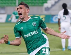 "Keseru, ""dubla"" pentru Ludogorets in Champions League (Video)"