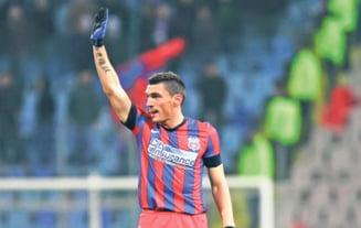 Keseru, euforic dupa cele 6 goluri marcate cu Pandurii. A doborat un record vechi de 20 de ani