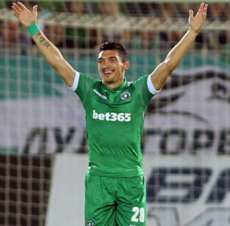 Keseru, gol si pasa de gol in Bulgaria