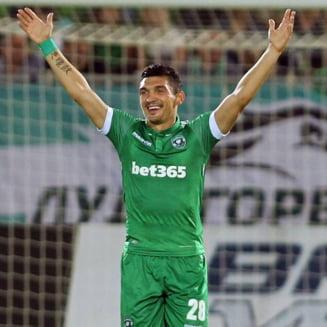 Keseru, gol superb in play-off-ul Champions League