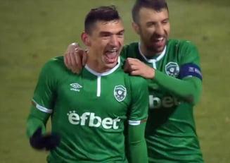Keseru a marcat in derbiul Bulgariei
