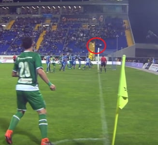Keseru a marcat un gol de poveste in Bulgaria