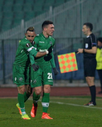 Keseru e pe val inainte de Romania - Danemarca. La cate goluri marcate a ajuns in Bulgaria