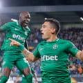 Keseru face senzatie in Europa League: Romanul a marcat 3 goluri in poarta rusilor de la TSKA Moscova!