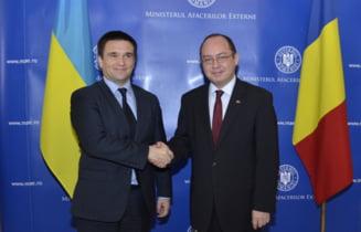 Kievul a aprobat un plan de patrulare comuna la frontiera cu Romania