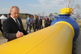 Kievul se joaca cu nervii lui Putin: Nu mai platim gazul, daca Gazprom incalca contractul