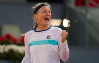 Kiki Bertens, despre finala cu Simona Halep de la Madrid