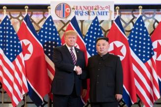 "Kim Jong Un a primit o scrisoare personala, ""excelenta"", de la Trump"