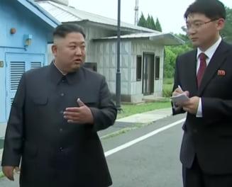 Kim Jong Un a supervizat personal testul unei noi arme