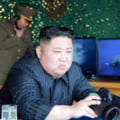 Kim Jong Un a urcat pe un munte sacru calare pe un cal alb (Foto)