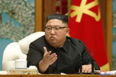 Kim Jong Un executa un oficial vamal intr-o incercare disperata de a opri intrarea COVID-19 in Coreea de Nord