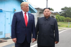 Kim Jong Un ii ureaza lui Trump insanatosire grabnica